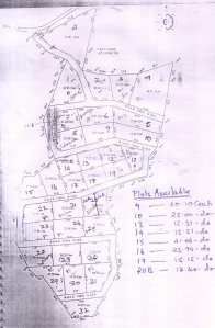 New Ketti Property Sketch , Map